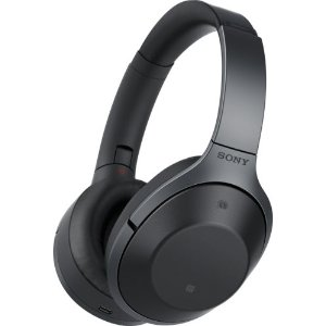 Sony - MDR-1000X Over-the-Ear Wireless Hi-Res Headphones - Black | eBay