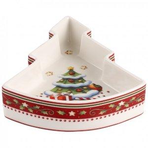 Winter Bakery Decoration Small Tree Bowl : Fir Tree 5 x 4 in - Villeroy & Boch