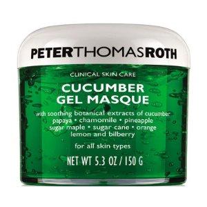 Peter Thomas Roth Cucumber Gel Masque | BeautifiedYou.com