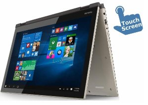 Toshiba Satellite Fusion Laptop 15.6