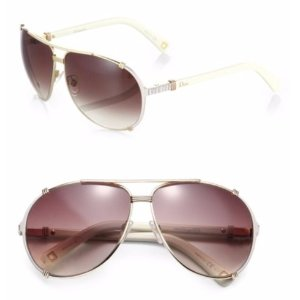 Dior Chicago 63MM Aviator Sunglasses