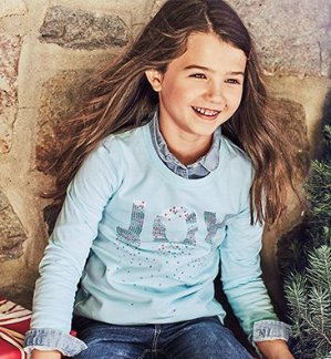 50% off Entire Store + Extra 20% off $40 + Free Shipping $50+ Black Friday Dash! Kids Apparel Big Sale @ OshKosh BGosh