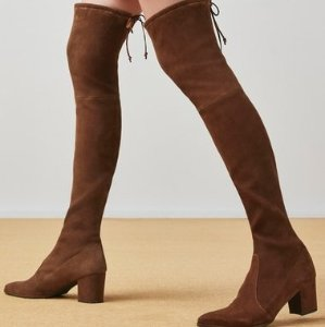 Stuart Weitzman Thighland Over the Knee Boot (Women)