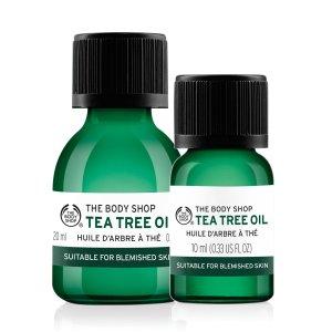 Anti-Acne Treatment - Gluten-Free Skincare   The Body Shop ®