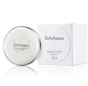 $65 + Up to $200 Off Sulwhasoo Perfecting Cushion Brightening @ Bergdorf Goodman