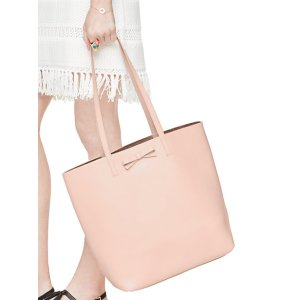 on purpose leather tote | Kate Spade New York