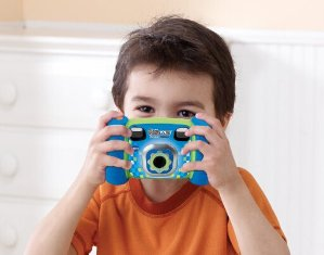 $29.88(reg.$47.12) VTech Kidizoom Camera Connect,Blue