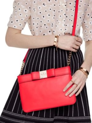 Up to 40% Off + Extra 30% Off Bow Series @ kate spade
