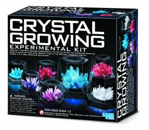 $15.4 4M Crystal Growing Experiment