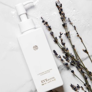 Only $28 (Value $48) Discover Natural Organic Lavender Cleansing Oil @ Eve By Eve's
