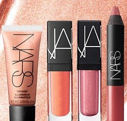 4-pc GiftWith $75 Purchase @ NARS Cosmetics