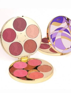 $44( $150 Value) tarte Amazonian Clay Blush Palette Color Wheel