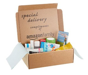 $9.99 + $9.99 CreditMaternity Sample Box, compliments of Amazon Family