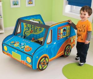 KidKraft Activity Truck @ Amazon