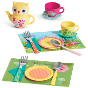 Tea for Two Party Set | WellieWishers | American Girl