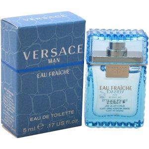 Versace Versace Man Eau Fraiche, 5 ml - Walmart.com