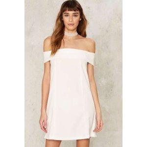 Juna Off-the-Shoulder Dress