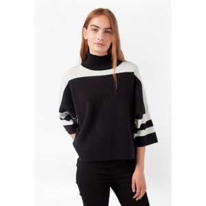 Mozart Colour Block Jumper | Sweaters Sweats | French Connection Usa