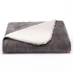 $6.29 SONOMA Goods for Life Sherpa Throw