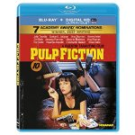 Pulp Fiction and more Amazon Blu-rays Movies