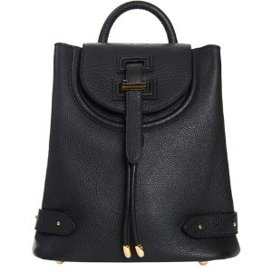 meli melo Women's Thela Mini Backpack - Black - Free UK Delivery over £50