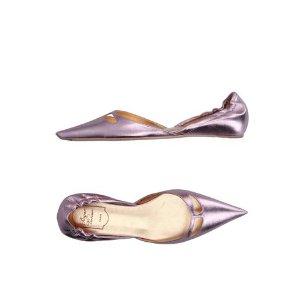 Roger Vivier Ballet Flats