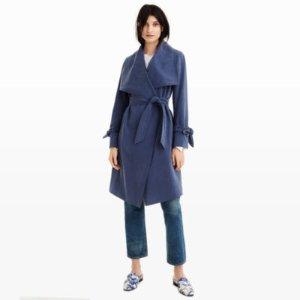 Woman | Coats and Trench Coats | Ellayne Trench Coat | Club Monaco