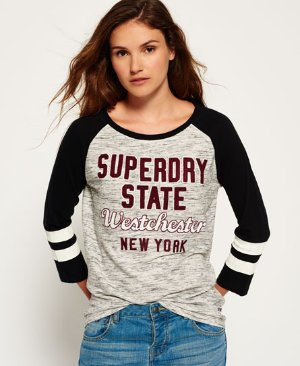 2 for $50 Selected Baseball Tops @ Superdry