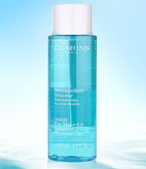 $18.51(reg.$29) Clarins Gentle Eye Make-Up Remover Lotion, 4.2 Ounce