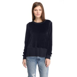 Nation LTD Gemma Velour Pullover Sweater | South Moon Under