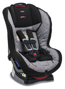 Britax Marathon G4.1 Convertible Car Seat, Gridline