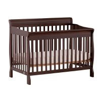 Stork Craft Modena 4 in 1 Fixed Side Convertible Crib