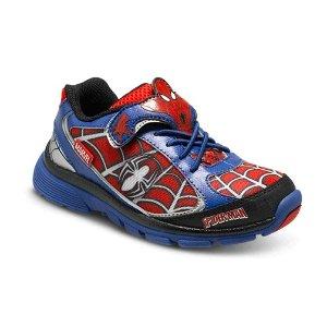 Stride Rite Marvel Ultimate Spider-man Sneaker