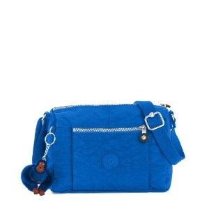 Wes Crossbody Bag - French Blue   Kipling