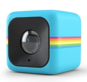Polaroid Cube+ 1440p Mini Lifestyle Action Camera with Wi-Fi & Image Stabilization (2 colors)