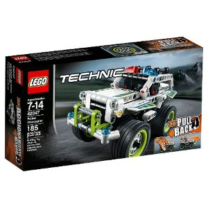 LEGO® Technic Police Interceptor 42047(185pcs)