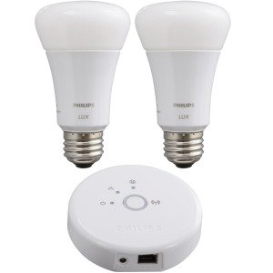 Philips Hue Lux Starter Kit (Refurbished)