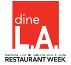 Dine L.A.! Enjoy The Life of Dining