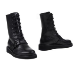 Ann Demeulemeester Ankle Boot - Women Ann Demeulemeester Ankle Boots online on YOOX United States - 11082530XC