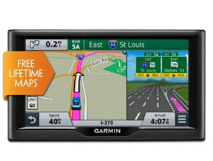 $109Garmin nuvi 67LM 6-inch GPS Navigation System w/ Lifetime Map Updates