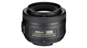 $166.95 Nikon AF-S Nikkor 35mm f/1.8G DX Lens