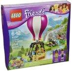 $15.99(原价$29.99) 销量冠军!乐高好朋友女孩系列 41097心湖城热气球