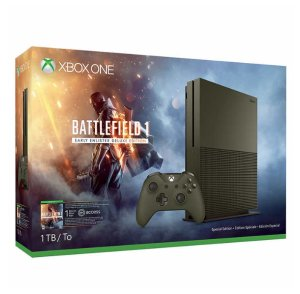 2016 Black Friday! $399 Xbox One S Battlefield 1 Special Edition Bundle (1TB) with Xbox One Elite Wireless Controller