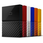 WD My Passport 4TB External USB 3.0 Portable Hard Drive