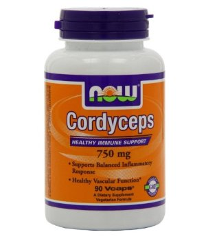 $12.34Now Foods Cordyceps 750mg, Veg-Capsules, 90-Count