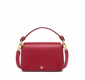 LEATHER MICRO SATCHEL @ Tory Burch