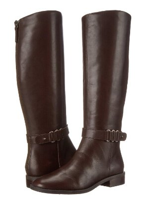$29.82(reg.$189.00) Nine West Women's Heavinli Leather Boot