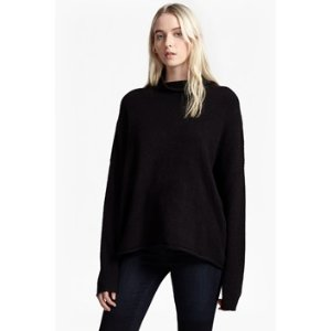 Weekend Flossie Funnel Neck Jumper   Flash Sale   French Connection Usa