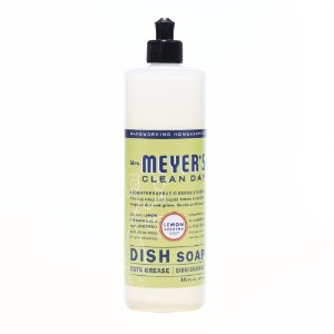 Mrs Meyers Clean Day Dish Soap Lemon, 16 Fl Oz | Jet.com