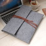 "Starting at $9.99 Apple Product 13.3"" Wool Felt Design Sleeve Case"